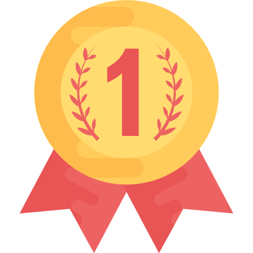 Best online fax service provider medal