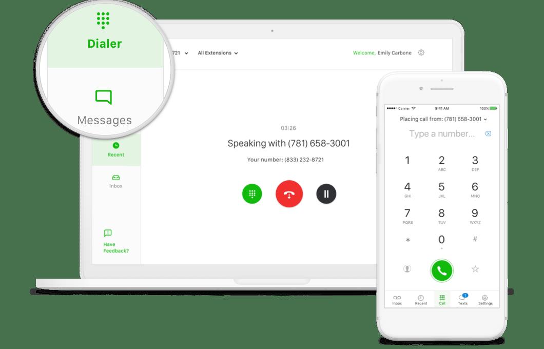 Grasshopper VoIP System
