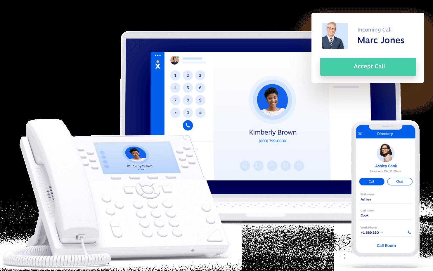 Nextiva VoIP Phone System